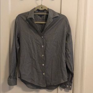 Faconnable Long Sleeve Button Down Shirt